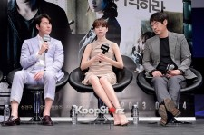 Han Hyo Joo, Jung Woo Sung, Sul Kyoung Gu Attend as a Leading Actors KMovie