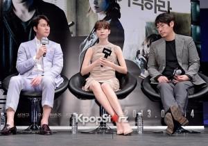 Han Hyo Joo, Jung Woo Sung, Sul Kyoung Gu Attend as a Leading Actors KMovie