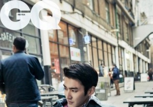 Super Junior Siwon's Photo shoot