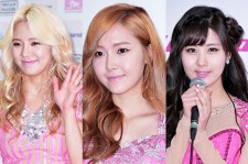 Hyoyeon, Jessica, Seohyun Attend Press Conference For Girls' Generation(SNSD) 2013 World Tour 'Girls& Peace' In Seoul