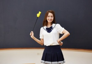 Girls' Generation Yoona KT LTE Noot Season 2 Photoshoot