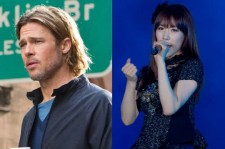 Girls' Generation Tiffany Interviews Brad Pitt