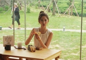 Revealed Pictures From 'Innisfree' CF Filming Site In Jeju Island, South Korea