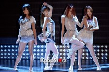 Sistar (Hyorin, Bora, Soyou, Dasom) Performs at Comeback Showcase for