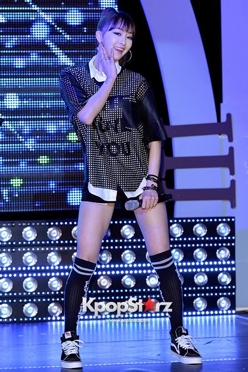 "Dasom Performs at Sistar's Comeback Showcase for ""Give It To Me"" on June 11, 2013 [PHOTOS]key=>12 count31"