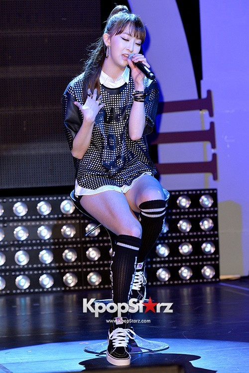 "Dasom Performs at Sistar's Comeback Showcase for ""Give It To Me"" on June 11, 2013 [PHOTOS]key=>16 count31"
