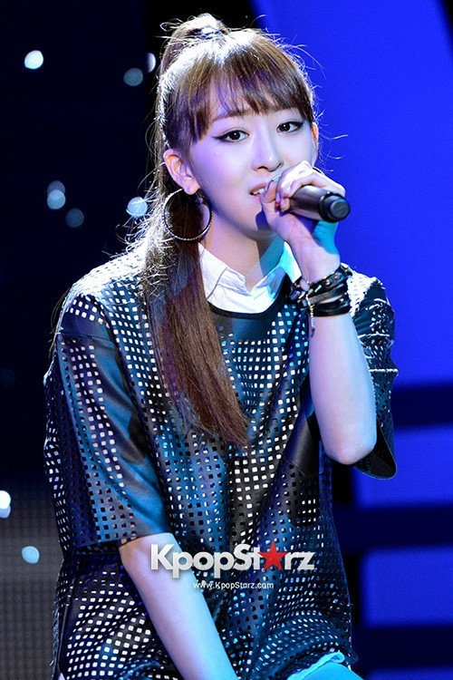 "Dasom Performs at Sistar's Comeback Showcase for ""Give It To Me"" on June 11, 2013 [PHOTOS]key=>17 count31"