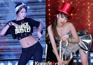 Soyou, Dasom Perform at Sistar's Comeback Showcase
