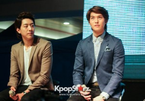 CNBLUE Turns The Noise Up In Open Press Conference In Manila [PHOTOS]