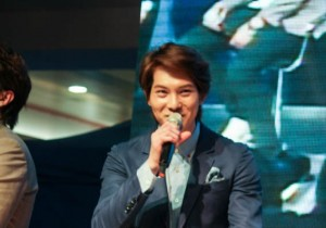 Lee Jong Hyun in Blue Moon In Manila Press Conference
