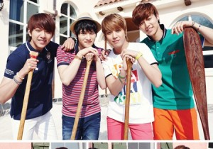CNBLUE, Kang So Ra