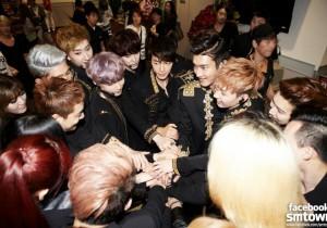 Super Junior World Tour 'Super Show 5' in Hong Kong
