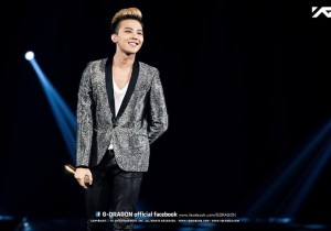 Big Bang G-Dragon 2013 World Tour 'One of A Kind' in Jakarta