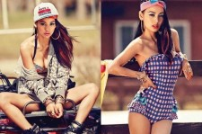 lee hyori bikini photo shoot