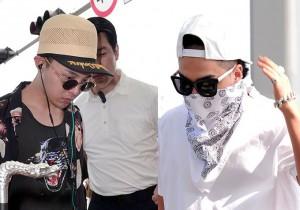 G-Dragon, Taeyang