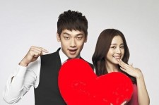 Bi Rain and Kim Tae Hee