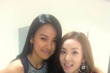 dara picture with lee hyori