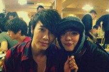 Dong Hae and Amber