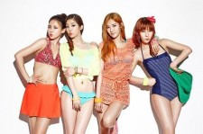 GLAM Chosen to be Swimsuit Models for U.K. Brand, 'Sexy Body'