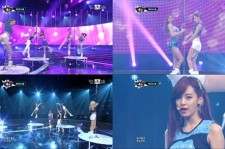 'M! Countdown' After School Performs Sexy Pole Dance for 'First Love'
