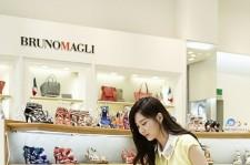 girls generation seohyun shoe shopping