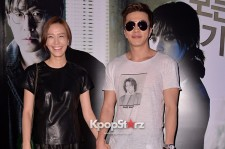 Celebrity Couple Son Tae Young and Kwon Sang Woo