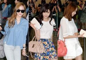 Jessica, Seohyun, Yoona