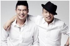 dynamic duo music chart with 'baaam'