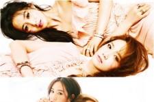 Girls' Generation Yoona and Yuri Transform into White Swan and Black Swan