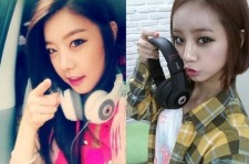 Girls' Day Sojin-Hyeri Reveal Couple Headphones, 'Cute'
