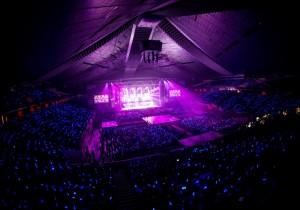 Super Junior Puts Up A Superb Super Show 5 in Singapore [PHOTOS]