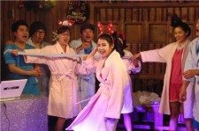 IU ON HAPPY TOGETHER
