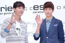 Yoon Shi Yoon, Lee Hyun Woo