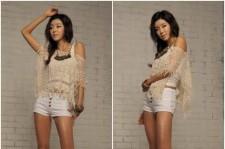 Park Han Byul Sexy Summer Look