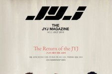 JYJ Summer Special Magazine to be Released in Both Korea and Japan