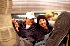 Yang Hyun Suk and G-Dragon