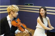 Henry and Girls Generation Seohyun