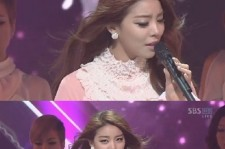 Ailee More Beautiful Each Time