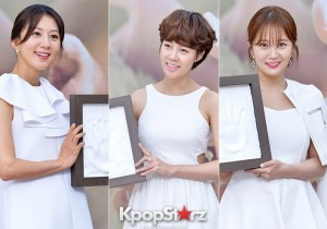 Kim Hee Ae, Choi Yoon Young and Im Jung Eun