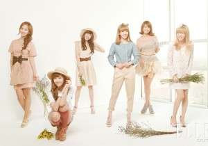 Girls' Generation's Dior Endorsement Collection