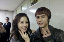 Kim Tae Hee & Son Dong Woon