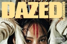 lee hyori dazed&confused photo shoot