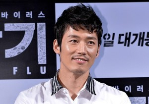 Jang Hyuk : Movie 'The Flu' Show Case July 22, 2013