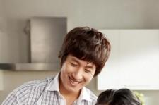 Lee Sun Kyun and Jeon Hye Jin