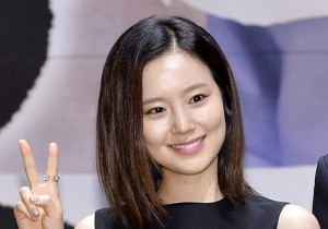 Actress Moon Chae Won Chic and Sophisticated for KBS