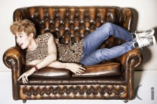 Super Junior-M Henry Young and WIld for CeCi Photo Shoot
