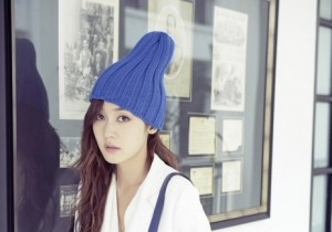Former Fin.K.L Member Sung Yu Ri Sports a Beanie for Vogue Girl Photoshoot