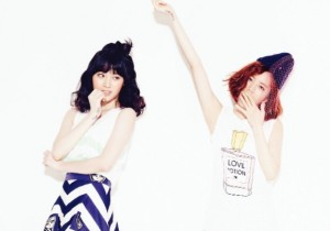 Girls' Day Hyeri-Yura Bright and Colorful for CeCi Photo Shoot