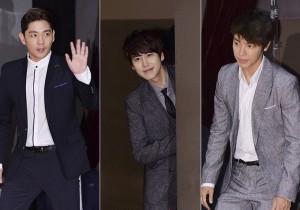 Kangin, Kyuhyun, Donghae