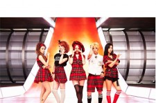 After debuting at number 14 last week, five-piece girl group f(x) stormed into the number one spot on the Billboard K-Pop Hot 100.